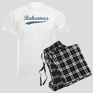Vintage Bahamas Men's Light Pajamas