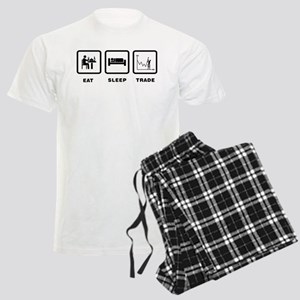Forex / Stock Trader Men's Light Pajamas