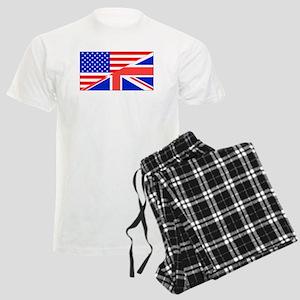 British American Flag Pajamas