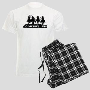 Cowboy Up Men's Light Pajamas