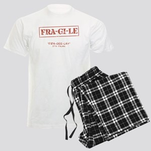 FRA-GI-LE [A Christmas Story] Men's Light Pajamas