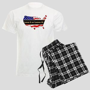 Love it or leave it Men's Light Pajamas