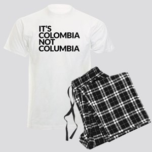 Colombia Not Columbia Pajamas