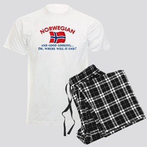 Norway Gd Lkg 2 Pajamas
