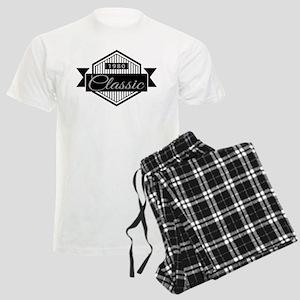 Birthday Born 1980 Classic Ed Men's Light Pajamas