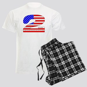 Keep our rights Men's Light Pajamas