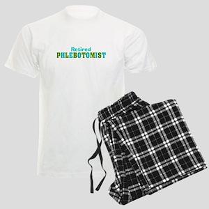 Retired Phlebotomist 112 Pajamas