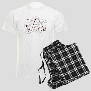 Beautiful name of Jesus Pajamas