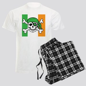 Irish Pirate Men's Light Pajamas
