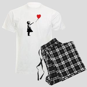 Banksy - Little Girl with Ballon Pajamas