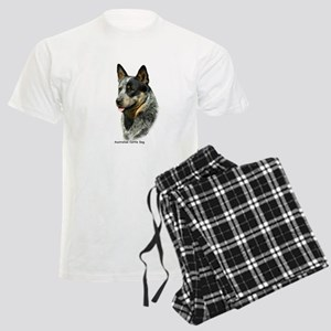 Australian Cattle Dog 9F061D- Men's Light Pajamas