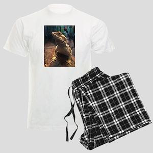 Bearded Dragon Men's Light Pajamas