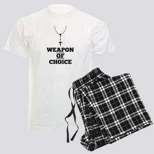 Weapon of Choice Men's Light Pajamas