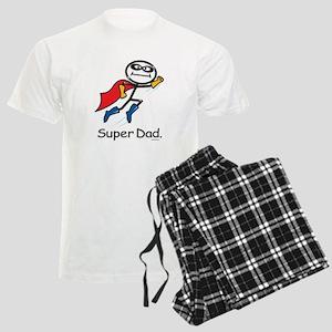 Super Dad Men's Light Pajamas