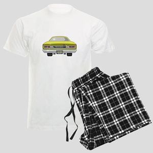 1969 Super Bee Men's Light Pajamas