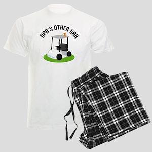 Opa Golf Cart Men's Light Pajamas