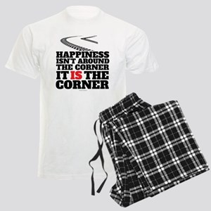 Happiness Isn't Around The Pajamas