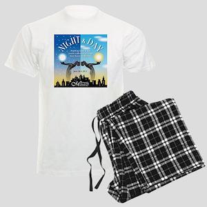 12Night_Day Men's Light Pajamas