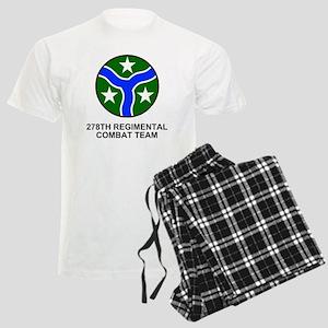 ARNG-278th-RCT-Shirt Men's Light Pajamas