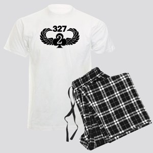 2-327 (2 of Clubs-1) Men's Light Pajamas