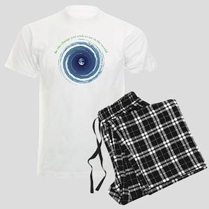 Be The Change Men's Light Pajamas