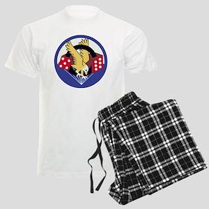 Army-506th-Infantry-Para-Dice Men's Light Pajamas