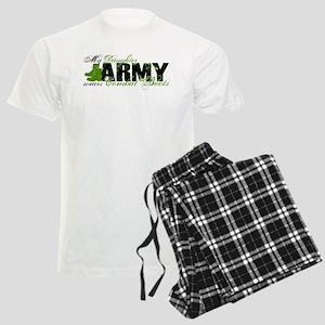 Daughter Combat Boots - ARMY Men's Light Pajamas