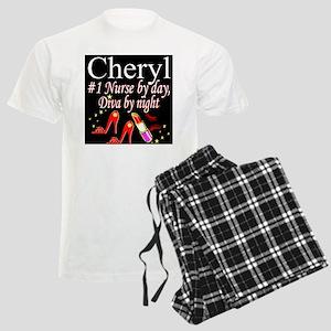 CHIC NURSE Men's Light Pajamas