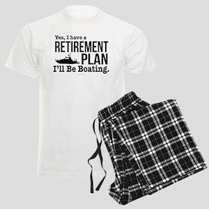 Boating Retirement Pajamas