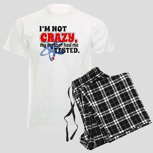 TBBT I'm Not Crazy Men's Light Pajamas