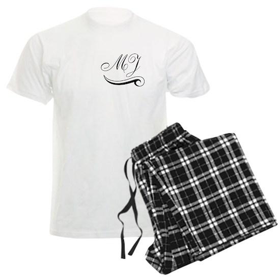 Mens Pyjamas Monogram