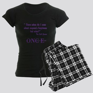 The Evil Queen Quote Pajamas