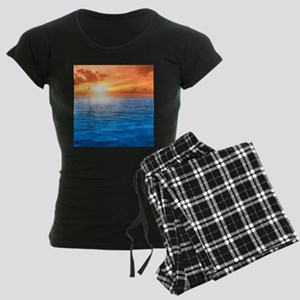 Ocean Sunset Pajamas