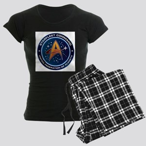 Star Trek Federation Of Planets Patch Pajamas