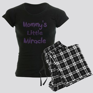 mommyslittlemiracle Women's Dark Pajamas