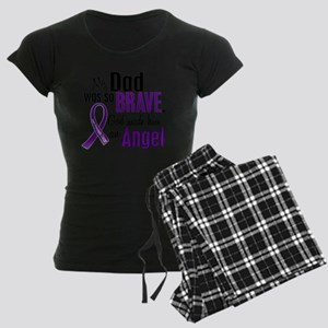 D Dad Women's Dark Pajamas