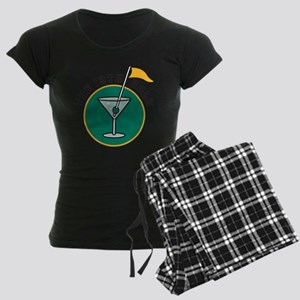 19th Hole Women's Dark Pajamas