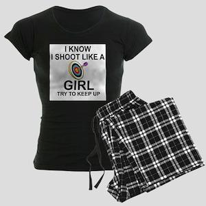 SHOOT LIKE A GIRL - ARCHERY Pajamas