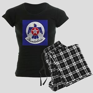 U.Sr Force Thunderbirds Women's Dark Pajamas