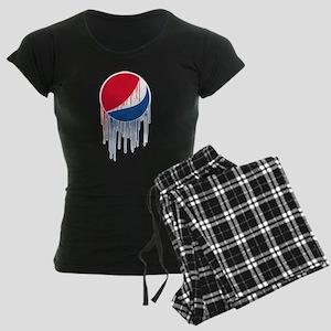 Pepsi Varsity Drip Women's Dark Pajamas