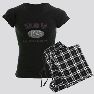 Made In 1943 All Original Parts Pajamas