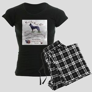 acd group names 2 Women's Dark Pajamas