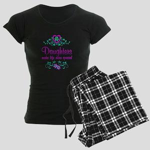 Special Daughter Women's Dark Pajamas