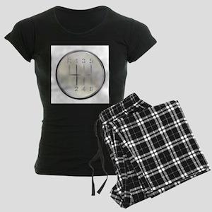 Six Speed Gear Knob Women's Dark Pajamas