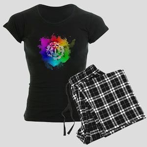 The 100 Heda (Pride Version) Women's Dark Pajamas