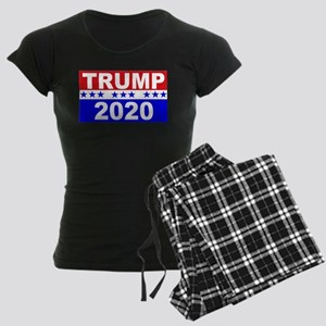 Trump 2020 Women's Dark Pajamas