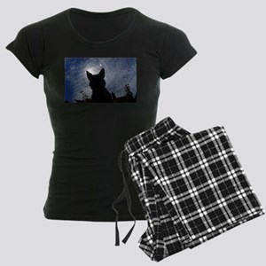 Stealthy Cattle Dog Pajamas
