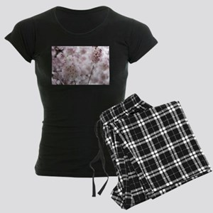 Soft Puffs Women's Dark Pajamas