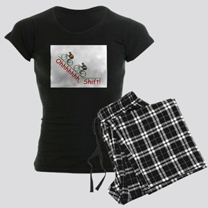 Ohhhh, Shift! Women's Charcoal Pajamas