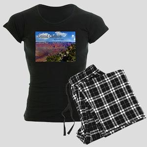 Grand Canyon NAtional Park Poster Pajamas